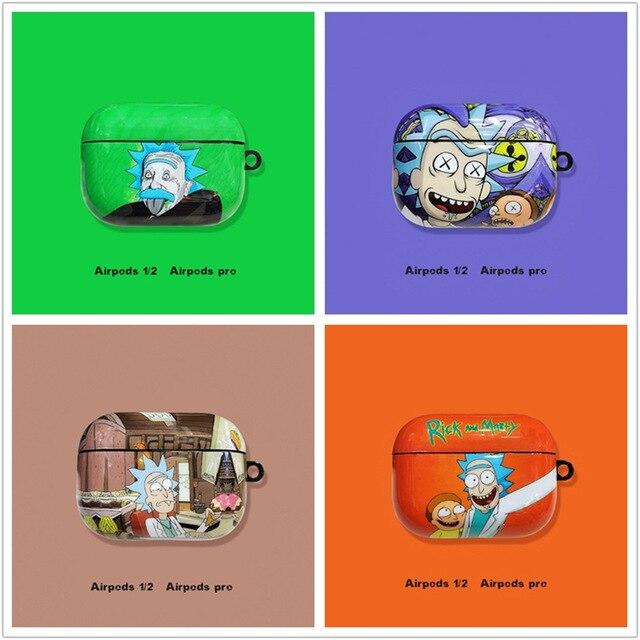 Airpods Case Cute RM Pattern