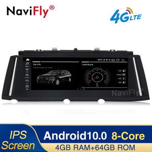 Free shipping! Android 10 For BMW 7 series F01 F02 2009-2015 CIC NBT system Car Auto Radio Multimedia GPS Navigation BT WIFI 4G(China)