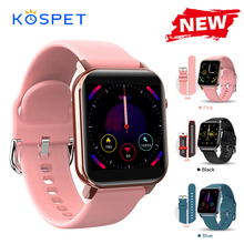 KOSPET GTO Smartwatch גברים 1.4 מסך גשש כושר קצב לב צג Ip68 עמיד למים Bluetooth ספורט חכם שעון נשים