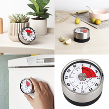 Kitchen Cooking Alarm Clock Mechanical Soup Baking Yoga Reading Timer