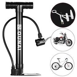 Велосипедный насос, ручной насос для накачивания шин, для горного велосипеда, дорожного велосипеда, портативный мини-воздушный насос, насос...