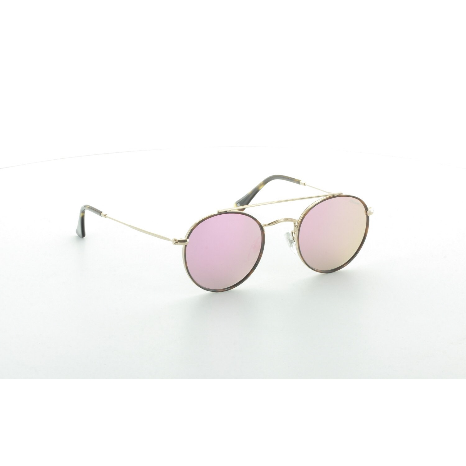 Unisex sunglasses os 2496 02 metal brown crystal oval aval 49-21-145 osse