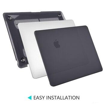 Redlai Matte Crystal Case for MacBook 2