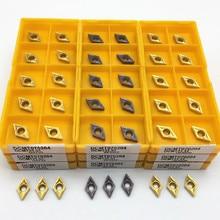 DCMT070204 VP15TF / UE6020 / US735 interne drehen werkzeug metall drehmaschine werkzeug hohe qualität schneiden tool DCMT 070204 drehen einfügen