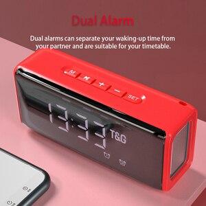 Image 3 - Solar Portable Bluetooth Speaker FM Radio Soundbar stereo Wireless subwoofer Outdoor Sports Waterproof USB Speakers caixa de som