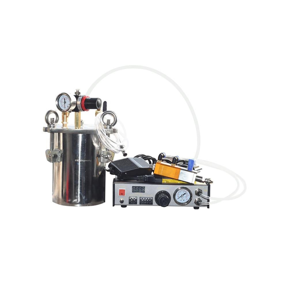 Automaatse jaoturi imemisventiili kogus silikoonepoksüõlis - Elektrilised tööriistad - Foto 1