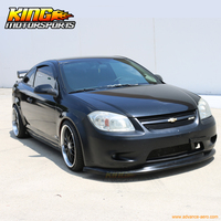Fit For 05 10 Chevy Cobalt SS Bumper Only ST Style Front Bumper Lip Unpainted PU