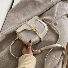 Новинка 2020 модная женская сумка через плечо повседневный кошелек