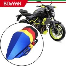 For Yamaha MT07 MT 07 MT 07 FZ 07 FZ07 FZ 07 2018 2019 2020 Motorcycle Deflector NEW CNC Windshield Windscreen Cover