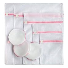 Бюстгальтер мешок для стирки белья белье мыть мешок для нижнего белья, деликатные, носки(набор из 8