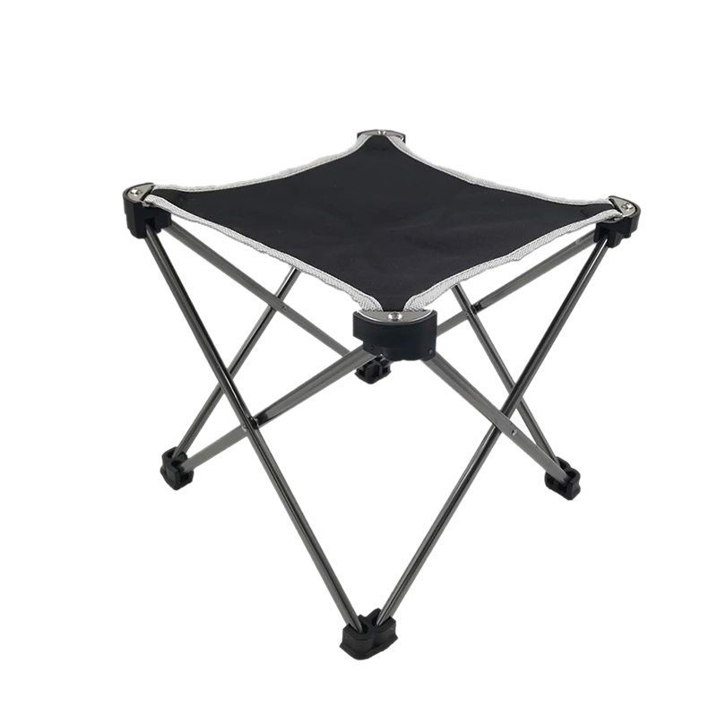 ABUO Portable Camping Stool Folding Camp Chair For Women And Kids For Fishing Hiking Gardening Beach|Fishing Chairs| |  - title=