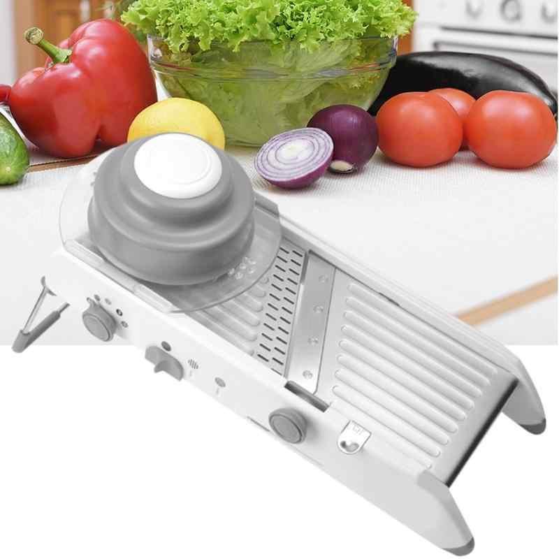 Manual de aço inoxidável vegetal frutas batata cortador chopper ferramentas cozinha moedor acessórios cozinha