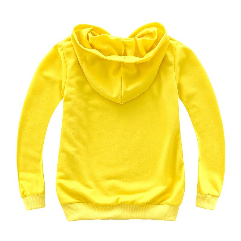 New Autumn mickey minnie mouse Boys Girls casual Sweatshirt Kids Hoodies Long Sleeve Sweatshirt Children Clothes 6