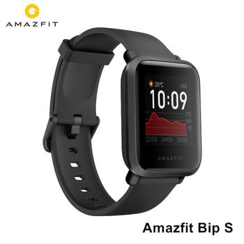 Global Version Xiaomi Midong Youth Verison Bip S GPS Smart Watch 31g Lightweight 40 days Battery Life 5 ATM Water Resistance