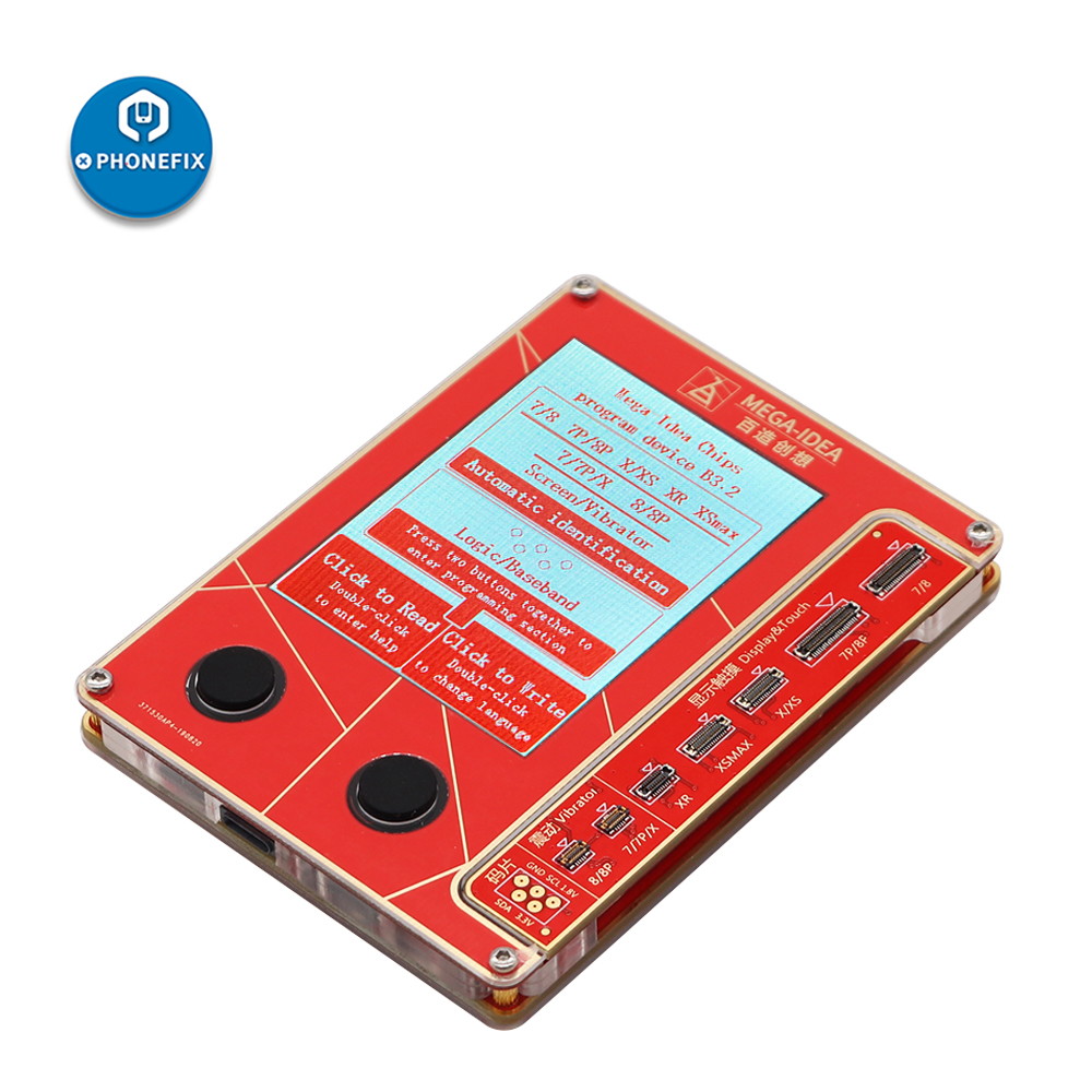 Tools : Qianli iCopy Plus LCD Screen Programmer for iPhone LCD Vibrator Transfer Display Touch Chip Data Recovery EEPROM Programmer
