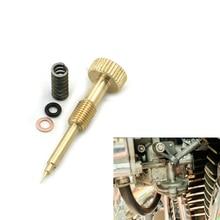 Mixture Screw Adjusting CV for KEIHIN Carburetor 1990-2006 Harley Wealth Stock Rebuild