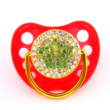 цена на Diamond Newborn Kids Baby Orthodontic Dummy Pacifier Teat Nipple Soother Baby Pacifier