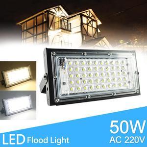 50 LEDs 50W Flood Light 4800 L