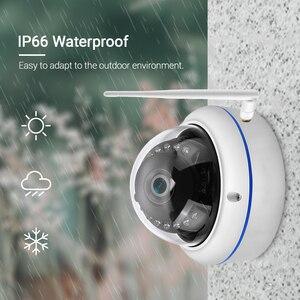 Image 3 - Hamrolte Yoosee Wifi Camera HD1080P ONVIF Wired Wireless IP Camera Nachtzicht vandalismebestendig Waterdichte Outdoor Wifi Camera