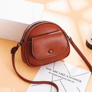 Image 3 - REPRCLA Fashion Designer Women Shoulder Bag PU Leather Crossbody Messenger Bags Ladies Handbag Bolsa Feminina