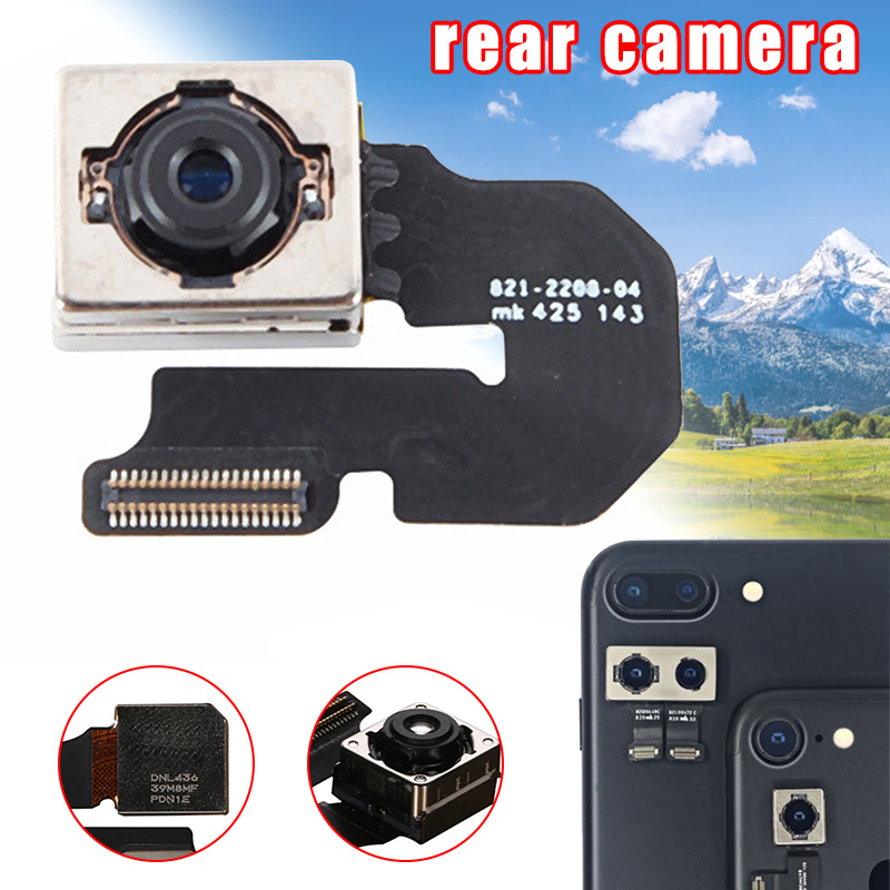 Rear Back Camera Flex Ribbon Cable Replacement Module For IPhone 6S Plus 5.5 Inch PUO88
