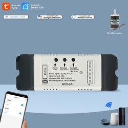 Беспроводной переключатель 2CH Tuya, модуль переключателя Wi-Fi, приложение Smart life, дистанционное управление, «сделай сам» Умный дом, реле 2 клавиш...