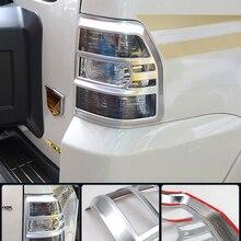Для Mitsubishi Pajero 2007- Tai светильник задний светильник рамка Крышка отделка автомобиля Стайлинг