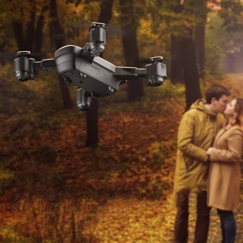 GPS Folding Quadcopter Four-axis Aircraft With 1080P HD Camera Drone Aircraft Aerial Drone Fixed Height
