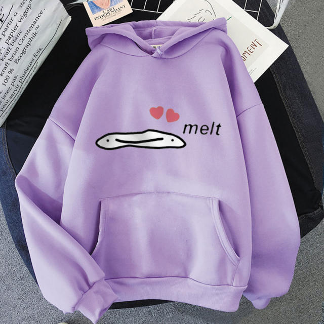 DREAM SMP MELT THEMED HOODIE (12 VARIAN)