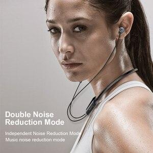 Image 5 - Baseus S15 Active Noise Control Bluetooth Earphone Wireless Earphones Bluetooth Sports Headphones With Magnetic Design Headset