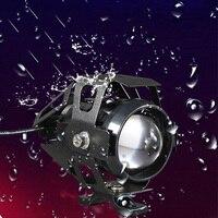 Motorrad Scheinwerfer LED U5 Farol Moto Wasserdicht Für suzuki bandit 650 gsr 750 gsx s750 gsx 600f katana gsx r 600 gsf 650 ATV