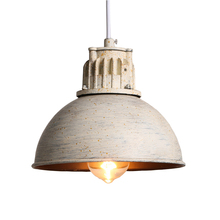 цена American LOFT Chandelier Creative Retro E27 industrial pendant lamp Restaurant Bar dining room bedroom living room cafe light онлайн в 2017 году