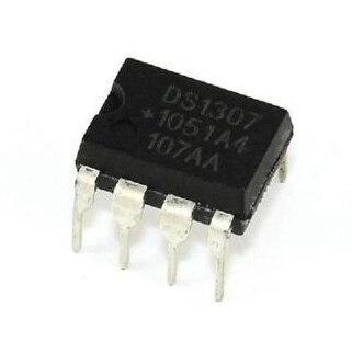 10 шт./лот DS1307 DIP8 DS1307N DIP8 DIP новый и оригинальный IC