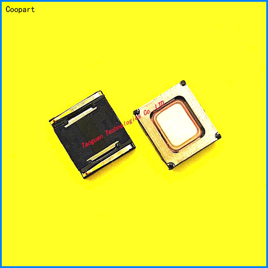 2pcs/lot Coopart New Earpiece Ear Speaker Receiver For Huawei P8 / P8 Lite / G9 Lite VNS-TL00 / Honor V9 Top Quality