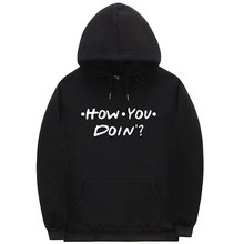 HOW YOU DOIN Mens Fashion Winter Thick Cotton Pullover Hooded Harajuku Streetwear Sweatshirts 3D Hoodies