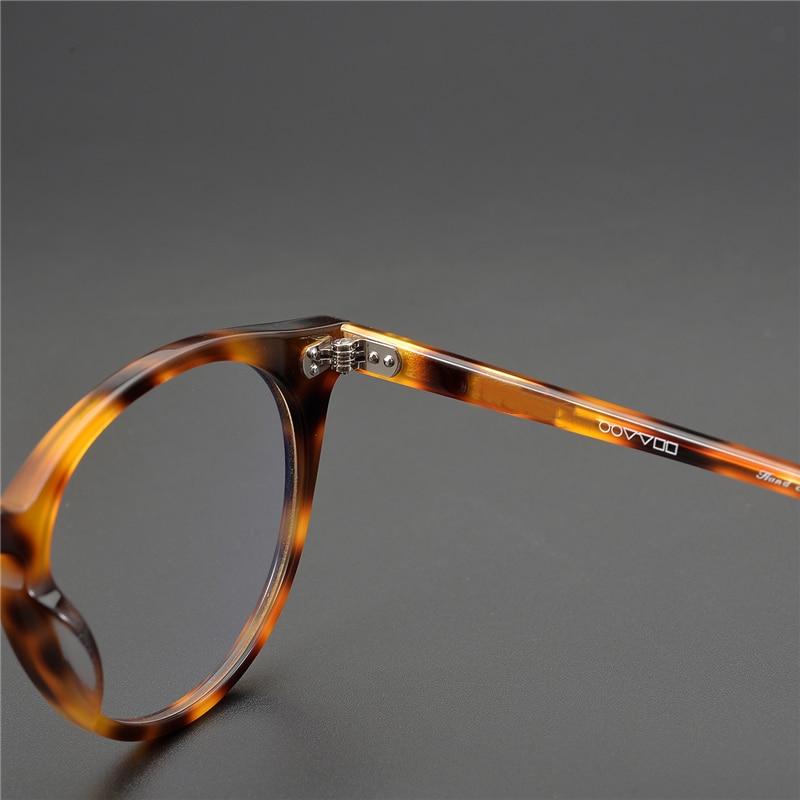 Image 4 - Винтажные оптические очки, оправа OV5183, очки о 'мэлли для женщин и мужчин, оправы для очков, очки по рецепту для близорукости-in Мужские очки кадры from Аксессуары для одежды on AliExpress - 11.11_Double 11_Singles' Day