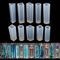 10 шт/5 шт/3 шт полимерные формы кулон различные формы силиконовый кулон DIY формы полимерные формы для DIY ювелирных изделий кулон инструменты