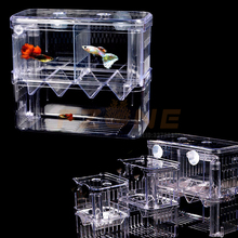Suspending-Hatch Breeding-Box Guppy-Betta Aquarium Chihiros Acrylic Fishes Baby