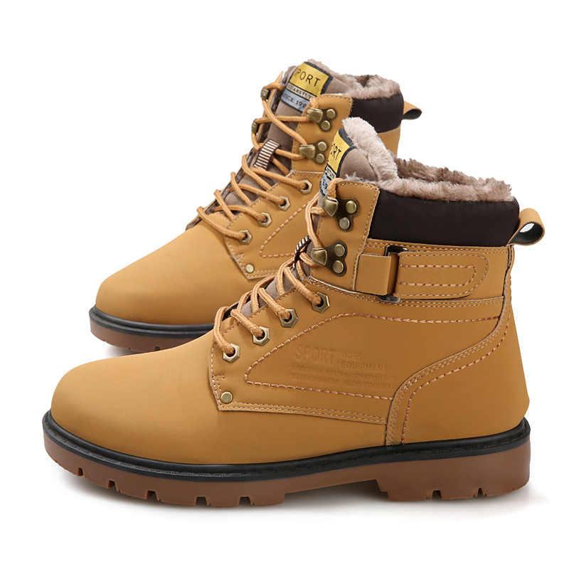 รองเท้าแฟชั่นผู้ชาย PU รองเท้าหนังผู้ชาย Basic สีดำรองเท้าหัวเข็มขัดเก็บสบายๆรองเท้าเกาหลีฤดูหนาวผู้ชายขนาด 46