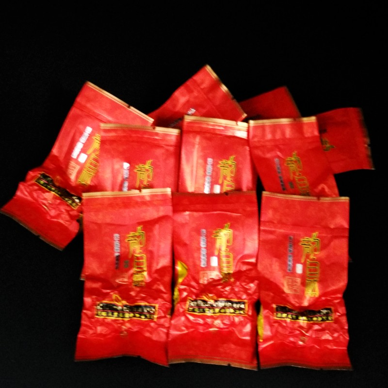 Milk Oolong Tea 16 Bags Beauty Weight loss Lowering Blood Pressure High Mountains JinXuan Milk Oolong Tea Chinese Green Tea 1