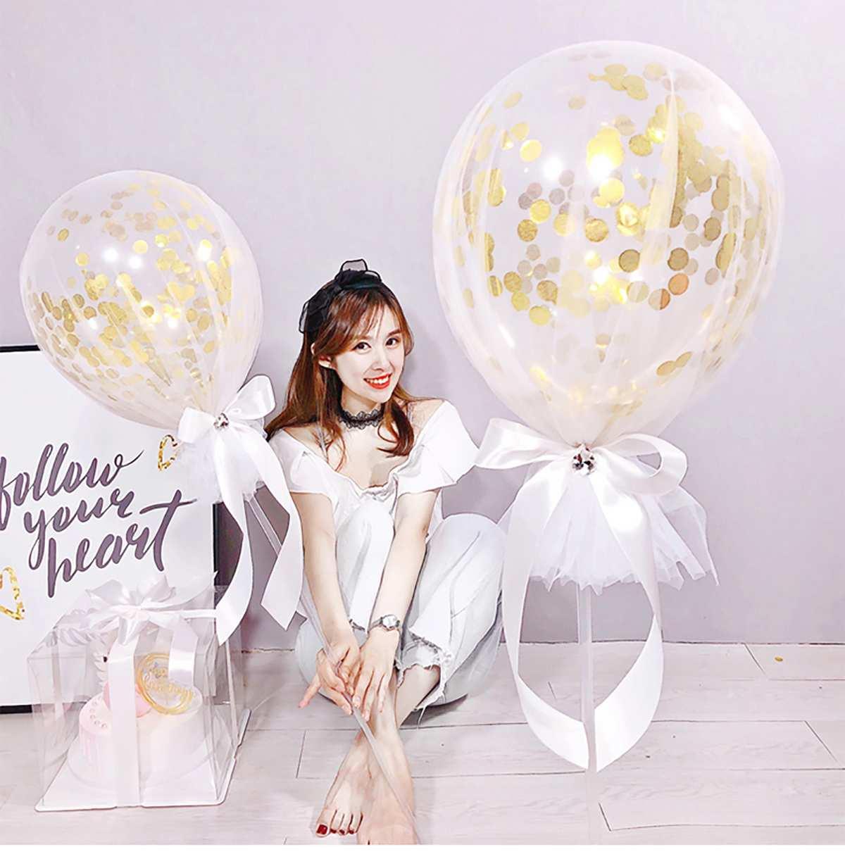 "Large balloons 36/"" 1m Round Baby Shower Birthday Balloons Hen Bridal"