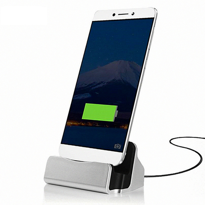 Dokovací stanice typu C 3.1 USB 3.1 Charge Cradle Dokovací stanice pro Xiaomi Mi9 MIX3 Mi8SE Huawei Mate 20 P30 Pro P20 P10 + pro iPhone XS MAX XR