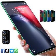 V19mini 2021 chegada nova celular 5.8 Polegada 512mb + 4gb andriod barato smartphones hd câmera telefones celulares