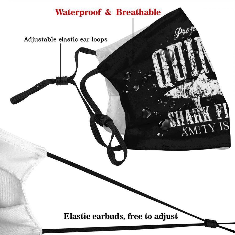 para pescar com boca de tubarão, peixe