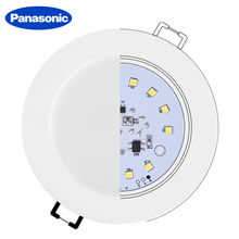 Panasonic LED Downlight 3W 5W 7W Recessed Round LED Spot Lighting Bedroom Kitchen Indoor LED Down Light Lamp
