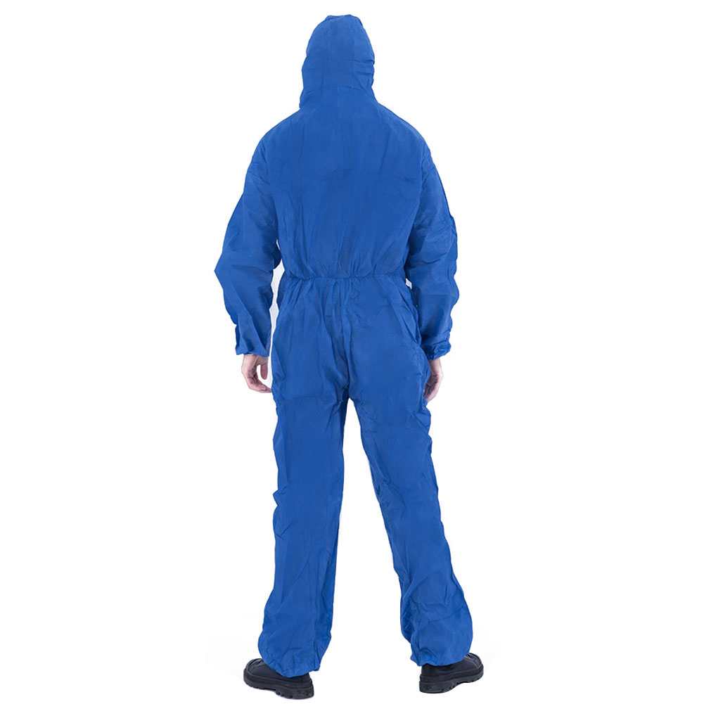 Reusable and Full Body Coverall Medical Protective Clothing for Protection from Viruses and Bacteria 1