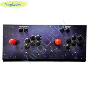 Image 2 - Yinglucky باندورا بوكس X ثلاثية الأبعاد ممر وحدة التحكم 3303 في 1 لوحة دارات مطبوعة 2 لاعب المنزل استخدام تحكم ريترو لعبة فيديو آلة
