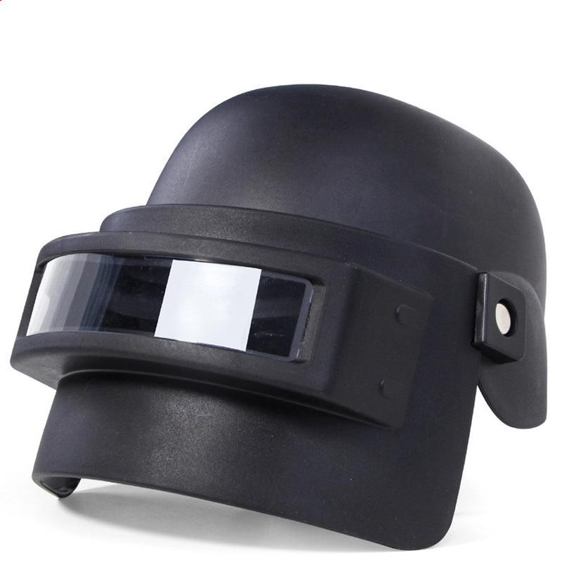 Шлем шляпа крутая игра PUBG уровень 3 шлем косплей реквизит головной убор Детская кепка Косплей оборудование шлем вечерние подарок|Реквизит для костюмов|   | АлиЭкспресс