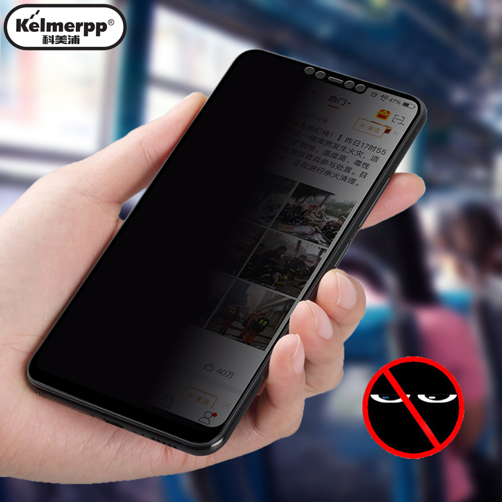 Privacy Screen Protector For HuaWei P10 Plus P20 P30 Lite Anti-Peeping Tempered Glass For HuaWei P20 P30 PRO Anti-Spy Film Glass