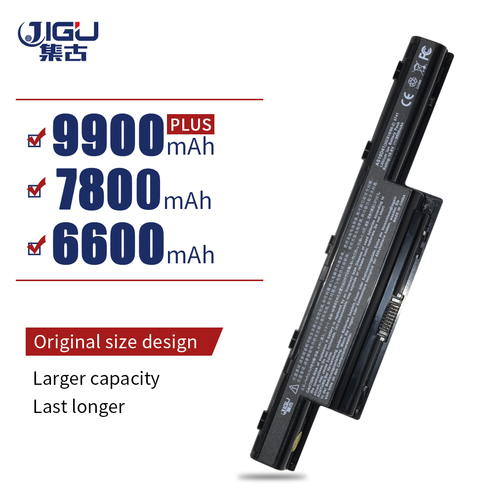 Аккумулятор JIGU 7750g 9 ячеек для Acer Aspire 4741 7750g 5742 AS10D31 AS10D51 AS10D75 AS10D71 As10d81 5750 As10d75